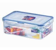 Lock & Lock Rectangular Container 1.0 Litre - HPL817