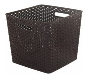 Curver Storage Basket My Style Square 03613