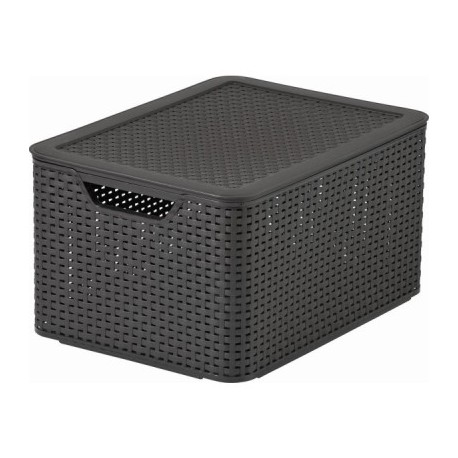 Curver Storage Box Style With Lid (Large) - 04724
