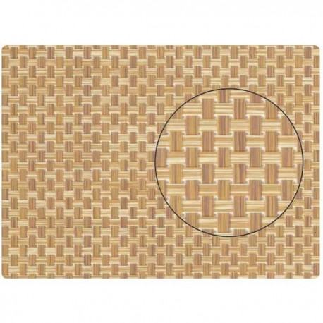 Freelance Table Mat Basketweave (6 Pcs Set) - BW88007
