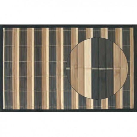 Freelance Table Mats Bamboo (6 Pcs Set) - GM2402