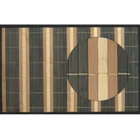 Freelance Table Mats Bamboo (6 Pcs Set) - GM2502A