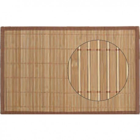 Freelance Table Mats Bamboo (6 Pcs Set) - GM2405B