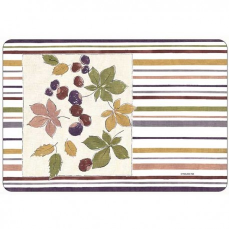 Freelance Table Mats Frosted ( 6 Pcs Set) - 7029FR