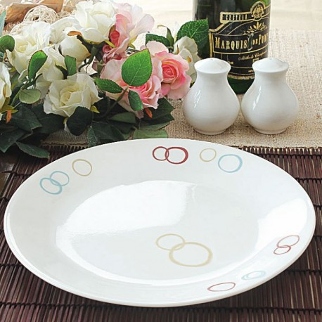 Corelle Circle Dinner Plate