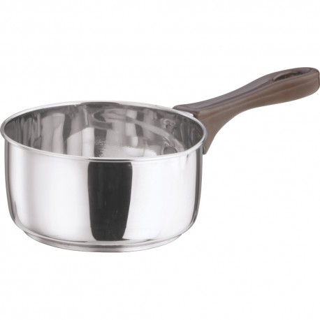 Vinod Saucepan Induction Friendly Capsule Bottom 12.2cm (0.8 Litre)