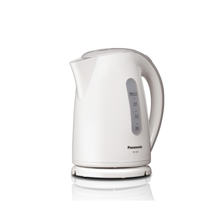 Panasonic Electric Kettle 1.7 Litre  - NC-GK1