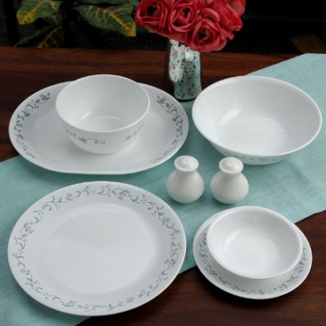 Corelle Dinner Set 21 Pcs (Country Cottage)