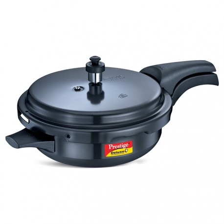 Prestige Pressure Cooker Deluxe Plus Hard Anodised Junior Pan