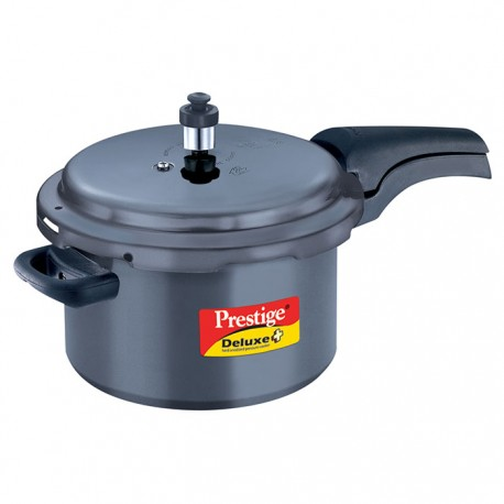 Prestige Pressure Cooker Deluxe Hard Anodised 5 Litre