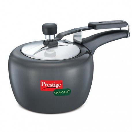 Prestige Pressure Cooker Apple Duo 3 Litre