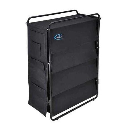Brancley Multipurpose Rack Black -BPMR