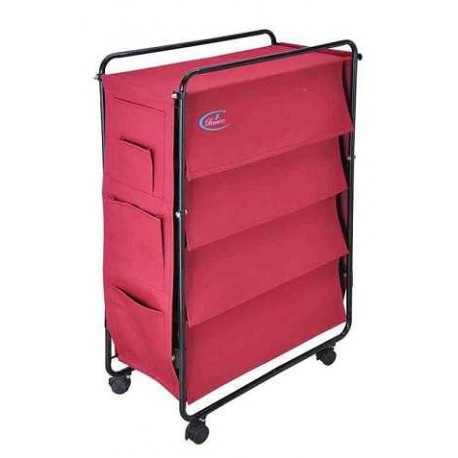 Brancley Multipurpose Rack Red -BPMR