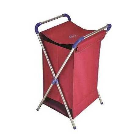 Brancley Laundry Basaket Red - BLB