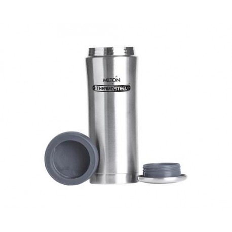 Milton Optima Vacuum Insulated Flask/ Mug With Lid  - 420ml