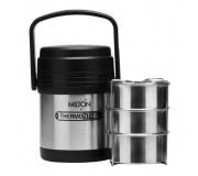 Milton Lunch Box Hot Meal 3 (Thermosteel)