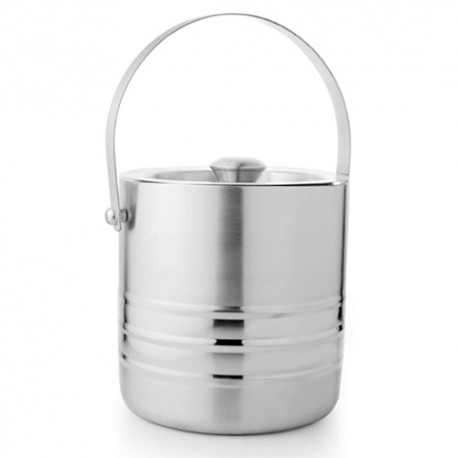 Mosaic Ice Bucket Double Ring Big - (1BRW-ICB-DRN-BG)
