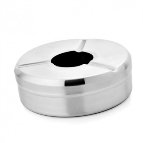 Mosaic Ashtray With Removable Cover Medium - (1BRW-ASH-COR-MD)