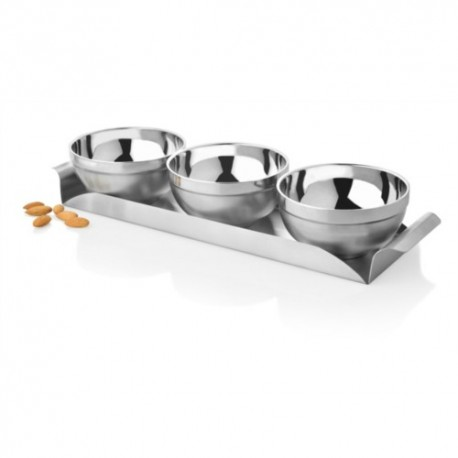 Mosaic Double Wall Bowl Tray (1SRW-SST-DBTS-04)