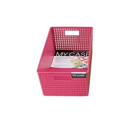 Lock&Lock Fashion Basket, Pink (HP265)