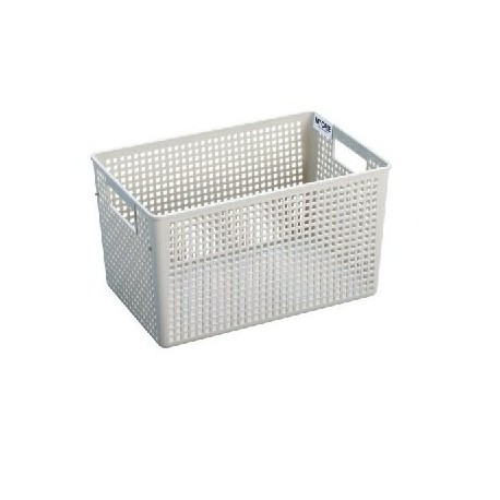 Lock&Lock Fashion Basket, Gray (HP266)