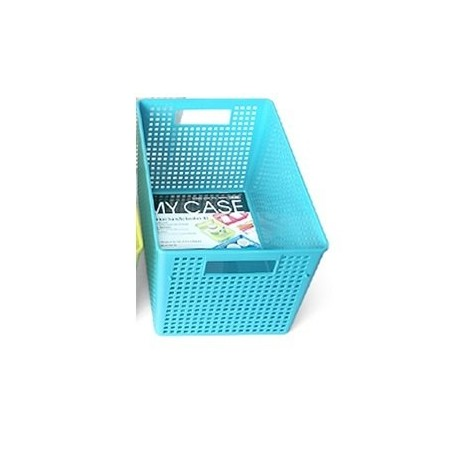 Lock&Lock Fashion Basket, Blue (HP266)
