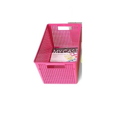 Lock&Lock Fashion Basket, Pink (HP266)