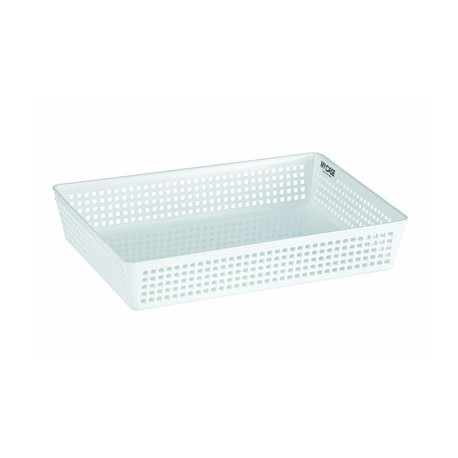 Lock&Lock Fashion Basket, White (HP276)