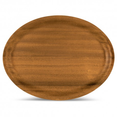 Freelance Nature Serving Tray (Red Mahogany) - F110501R
