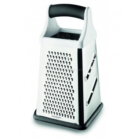 Ghidini Large Stainless Steel 4 Side Grater