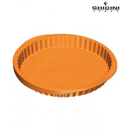 Ghidini Unique Silicone Flan Cake Mould