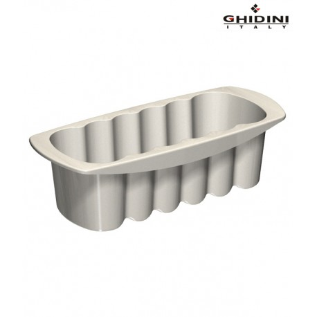 Ghidini Unique Silicone Plum Cake Mould