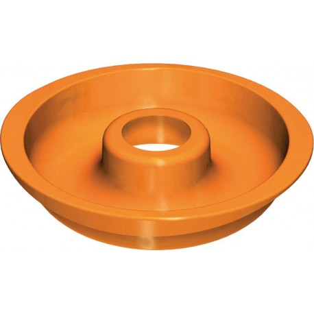 Ghidini Kitchen Essentials Ring Cake Mould 23 Cm Silicone (23 cm)
