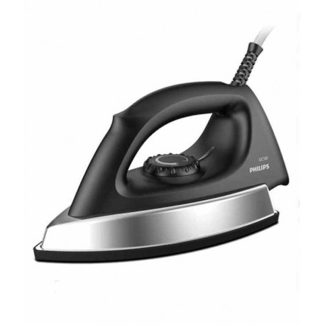 Philips Dry Iron Black GC181