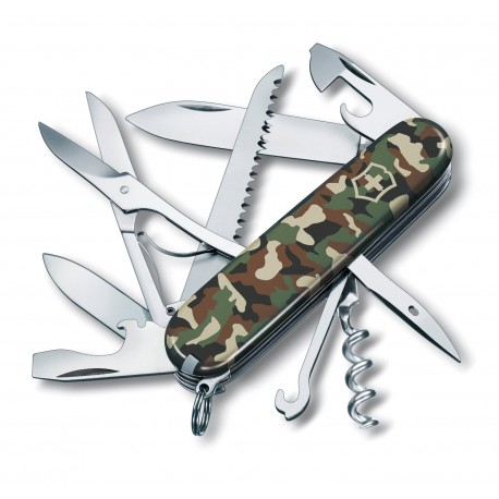 Victorinox Huntsman Camoflage Swiss Army Knife (1.3713.94)