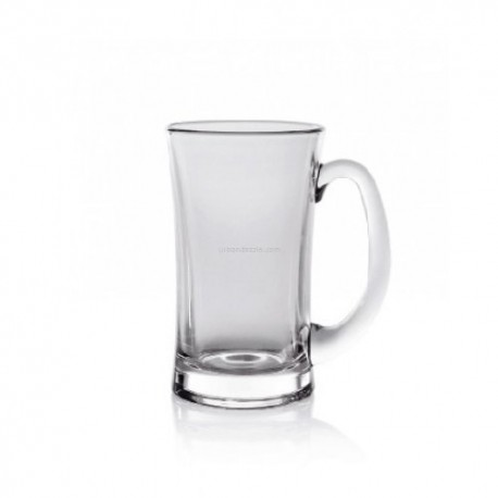 Ocean Lugano Mug 6 Pcs Set, 330ml-1P00740