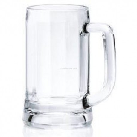 Ocean Munich Beer Mug 6 Pcs Set, 355ml-1P00840