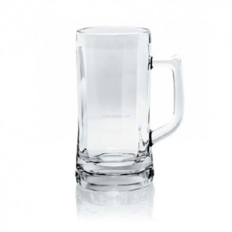 Ocean Munich Beer Mug 6 Pcs Set, 640ml-1P00843