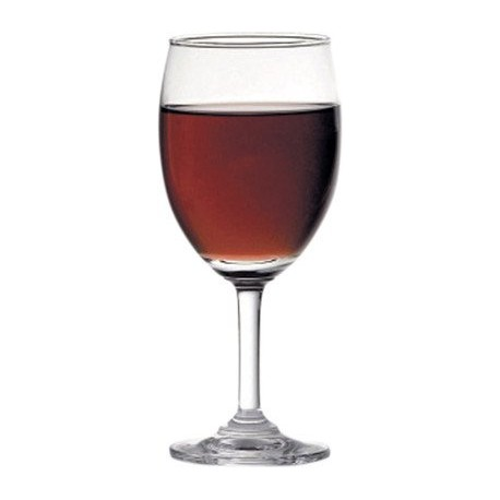 Ocean Classic Red Wine Shamping Tumblers 6 Pcs Set, 230ml-1501R08