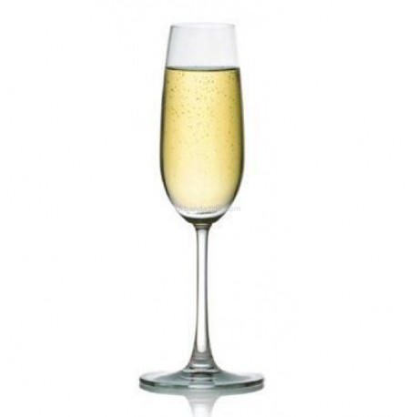 Ocean  Madison Flute Champagne Tumblers 6 Pcs Set, 210ml-1015F07