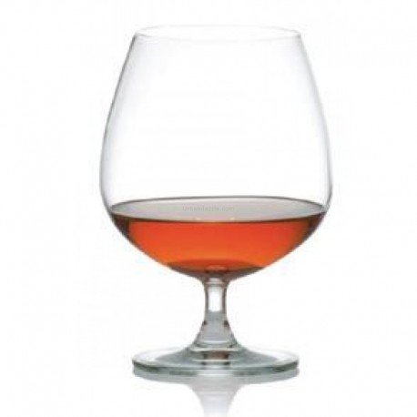 Ocean Madison Cognac Tumblers 6 Pcs Set, 650ml-1015N22