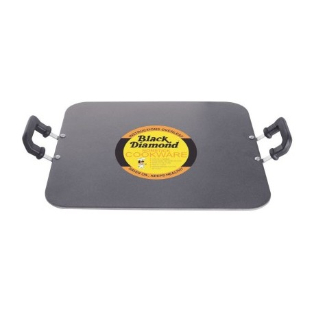 Black Diamond Non Stick Flat Dosa Tawa PS35 - 20cm
