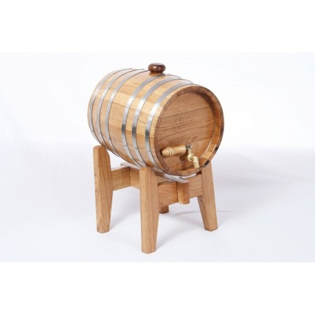 Woodtrim European Charred Oakwood 8.0 Litre. Cask/Barrel