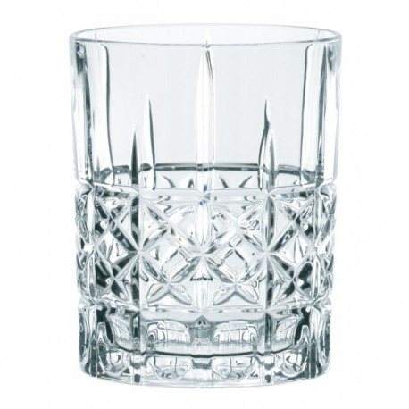 Nachtmann Diamond Whisky glass, Highland - 345ml Set Of 4 Pcs