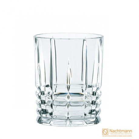 Nachtmann Straight Whisky Tumbler, Highland - 345ml Set Of 6 Pcs