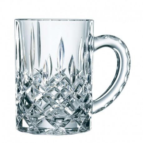 Nachtmann Noblesse Beer Mug Set 600ml Set Of 4pc