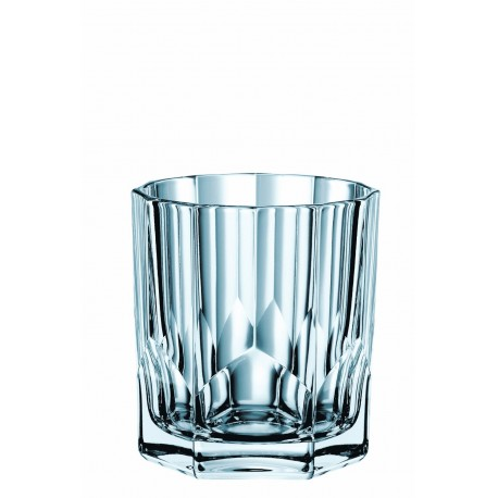 Nachtmann Aspen Whisky Tumbler Set, 324ml, Set Of 6pcs,(49195)