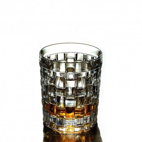Nachtmann Bossa Nova Whisky Glass, 330ml, Set Of 4pcs, (92076)