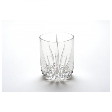 Nachtmann Espirit Lead Crystal Whisky Tumbler, 365ml Set Of 6pc,(92859)