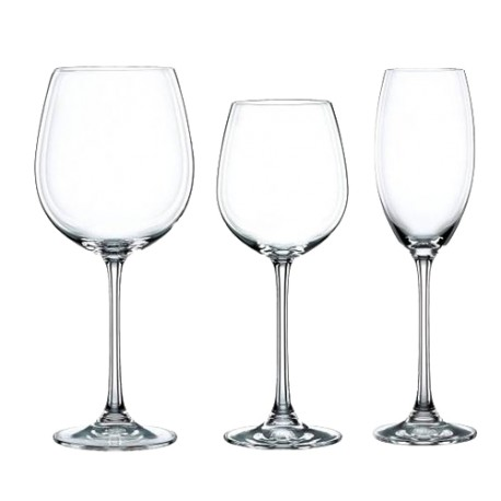 Nachtmann Vivendi Wine Glass,Set OF 18pc,(88260)